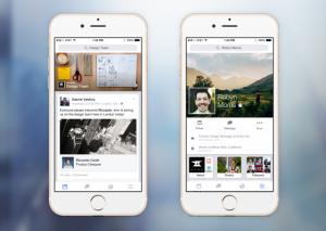 Facebook办公服务在App Store中上线