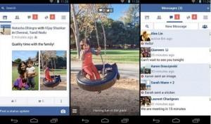 Facebook推出了简易版应用Facebook Lite