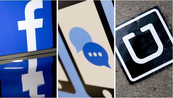 Facebook聊天工具植入Uber专车