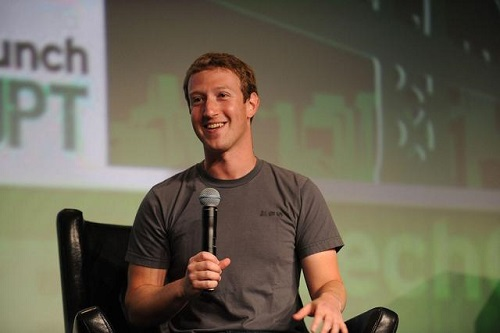 Facebook创始人宣布每天1英里计划
