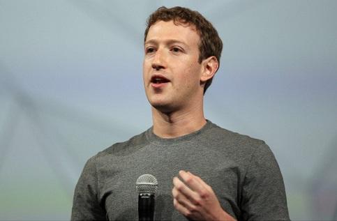 Facebook创始人身家今年已缩水135亿美元