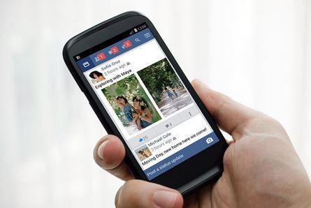 Facebook Lite用户数达到1亿