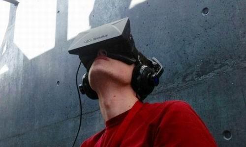 Oculus平台上目前已推出30款VR游戏