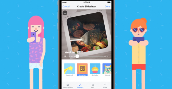 Facebook推出视频编辑工具