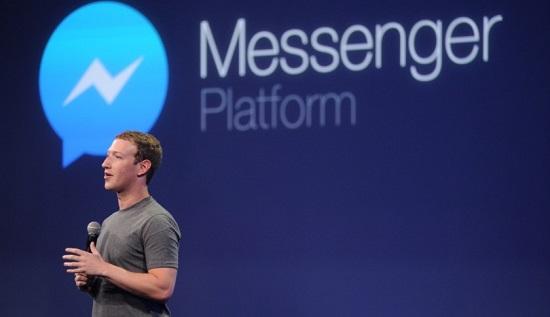 Facebook Messenger增加移动支付功能