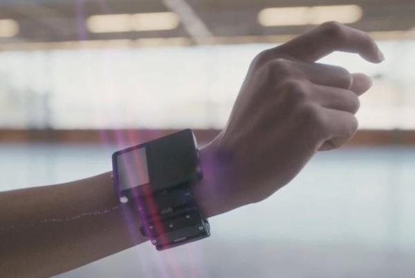 Facebook发布了一款虚拟现实(VR)腕带